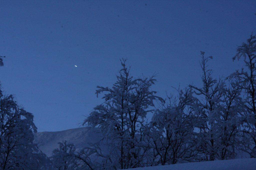 Natt i Kittelfjäll