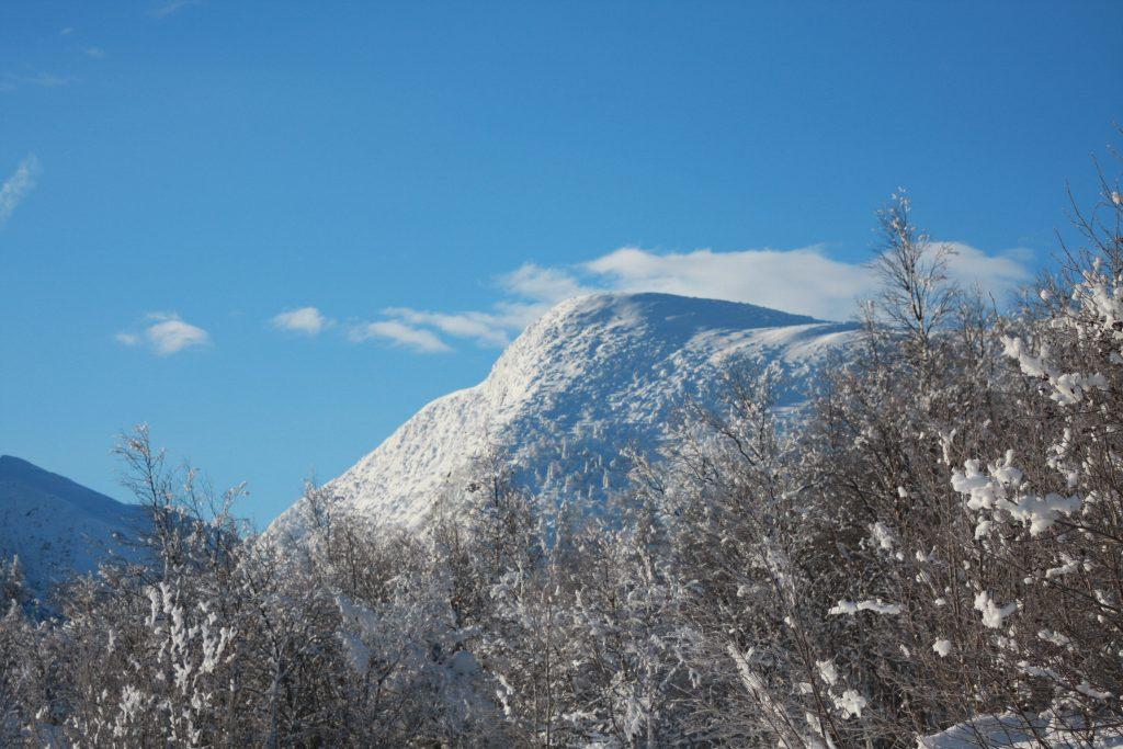 Utsikt Kittelfjäll