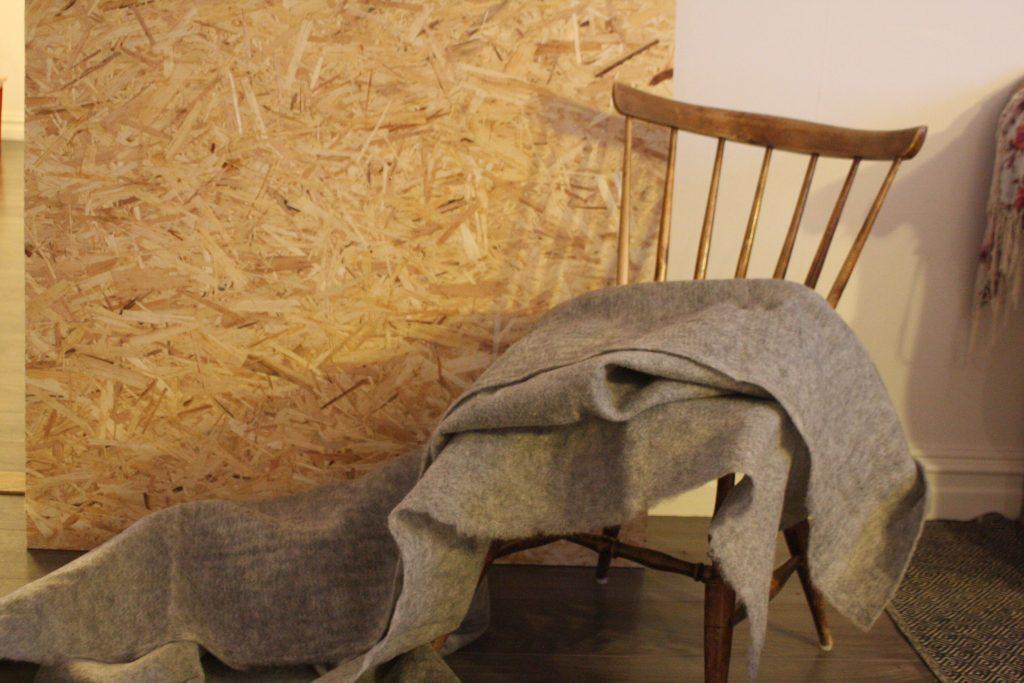 ull filt spånskiva