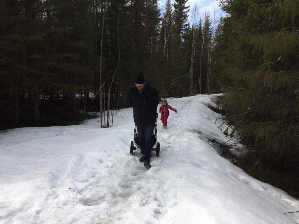 stokke trailz snö
