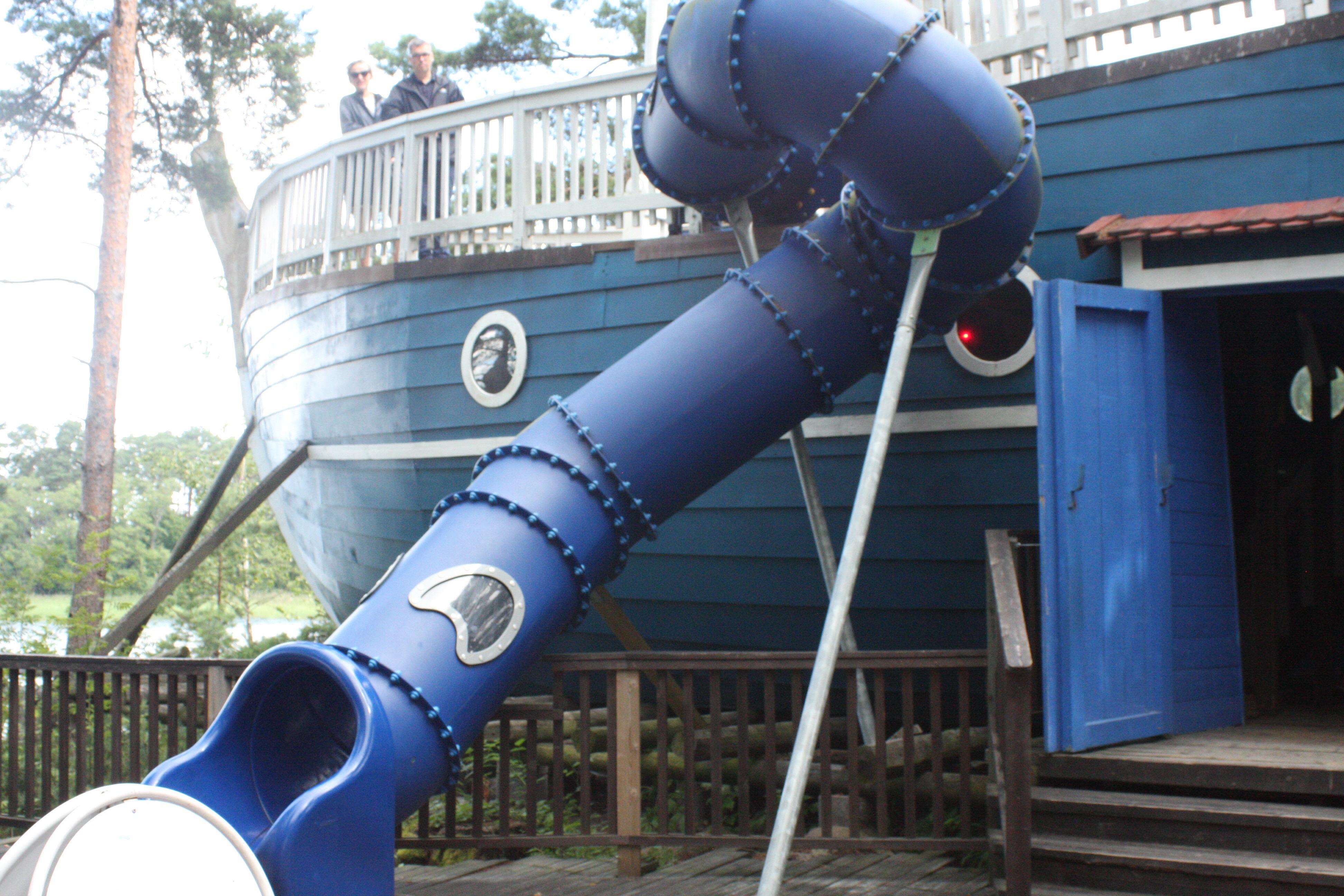 muminpappans båt