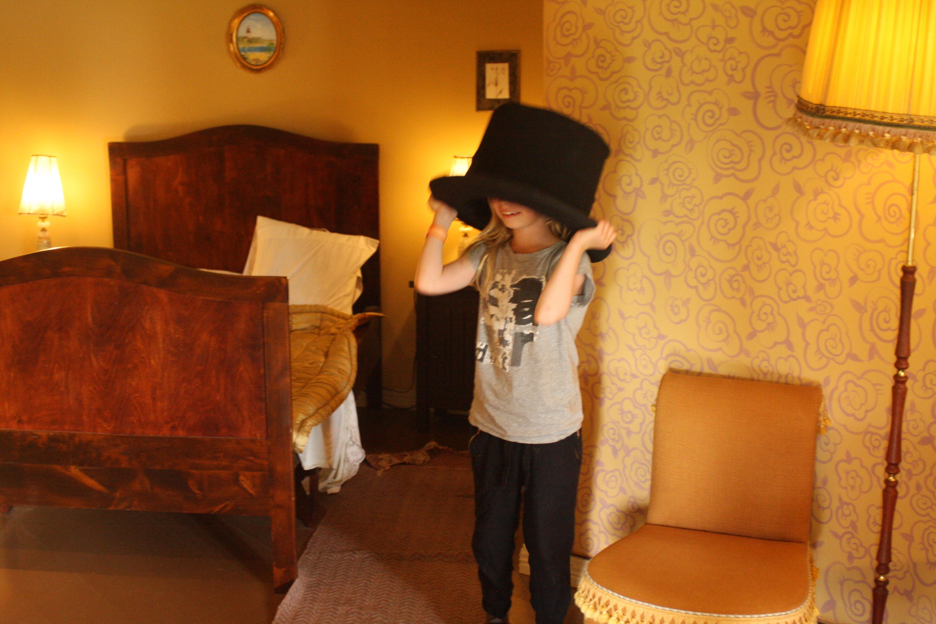 muminpappans hatt