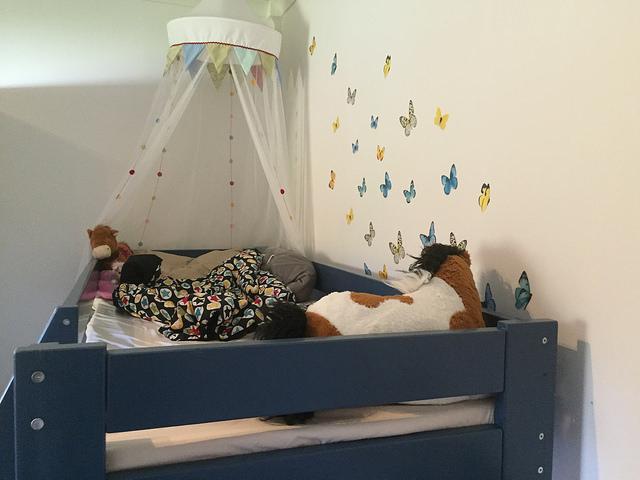 Familjevåningssäng barnrum