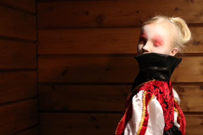 Halloween evil queen