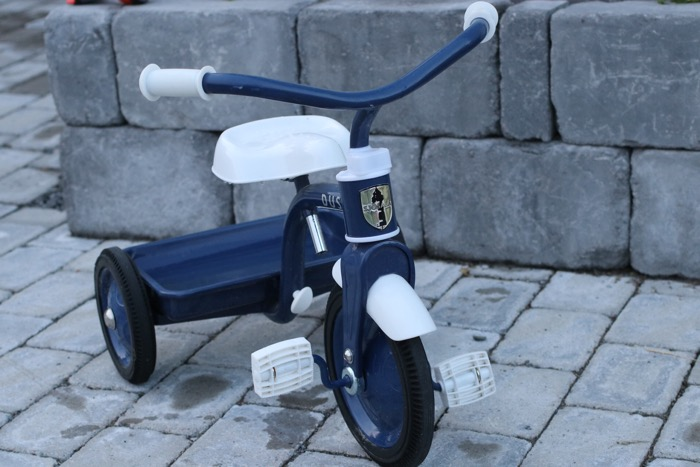 Trehjuling sjösala