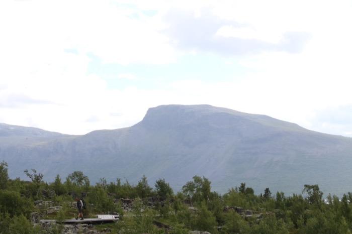 Naturum Laponia promenad